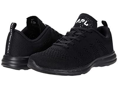 Athletic Propulsion Labs (APL) Techloom Pro (Black/Black/White) Women