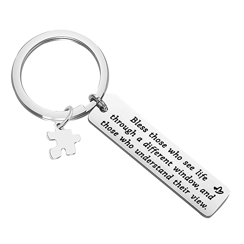 MAOFAED Autism Gift Autism Awareness Gift Autism Teacher Appreciation Gift Aspergers Gift Autism Supporter Gift Autism Mom Gift