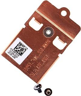 Deal4GO 2230 SSD M.2 ヒートシンクカバー ハードドライブ 熱シールド 8F83M 08F83M Dell Alienware M15 R3 M15 R4 M17 R3 M17 R4 ゲーミングノートパソコン用