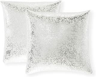 bebe silver pillows