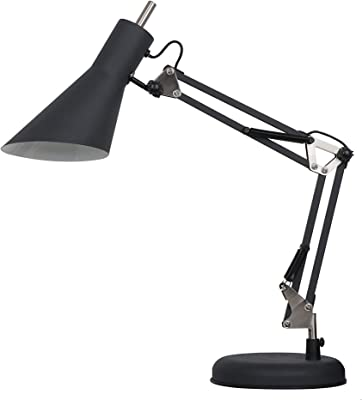 ILUMINACIÓN DE DISEÑO Lámpara mesa, 6 W, Negro