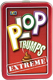 Cheatwell Games Plop Trumps Extreme