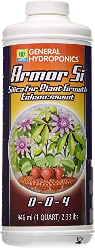discount General Hydroponics Armor Si 1 Quart - Silica 2021 sale gh qt Fast Shipping outlet online sale