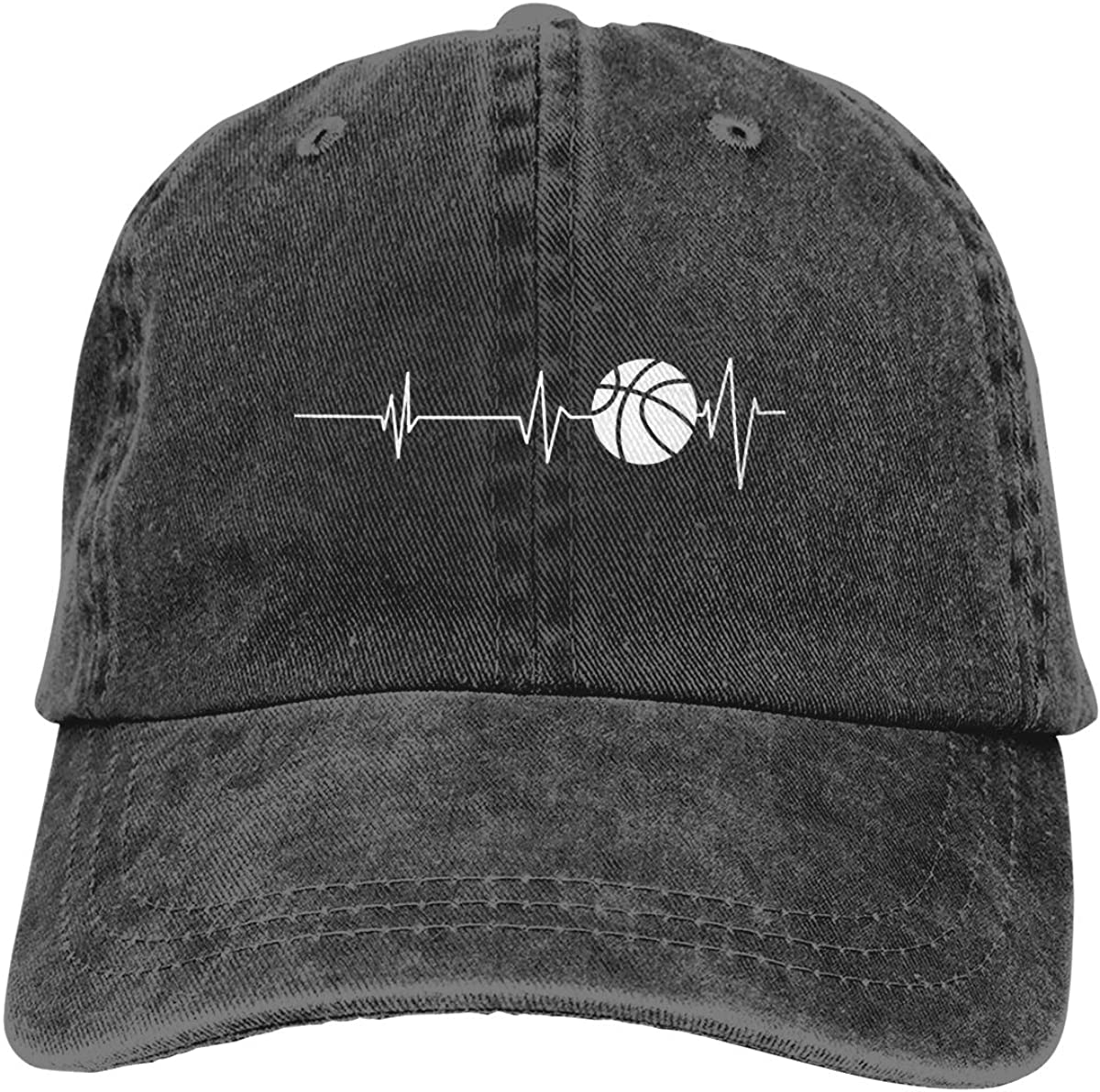 Baseball Cap,Greyhound,Adjustable Dad Denim Hats for Men and Women