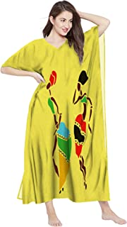 RADANYA Women Cotton Traditional African Dashiki Caftans