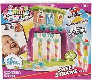 Yummy Nummies Magic Kitchen Playset Sweet Straws Maker