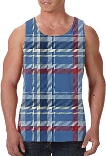 Men's Sleeveless Undershirt Summer Sweat Shirt Beachwear - Turtles