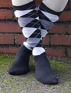 Cool & Dry - Calcetines de equitación con Suela Acolchada, Color Gris y Rosa