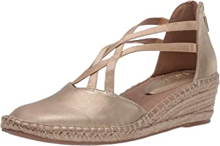 Kenneth Cole REACTION Women's Closed Toe, Wedge Sandal