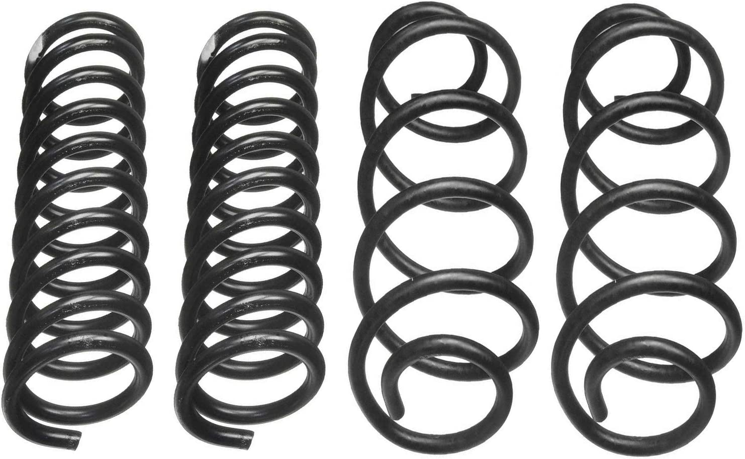 Lesjofors Front Rear Coil Springs Kit Louisville-Jefferson County Mall Ford Gran For Ran Torino Max 51% OFF