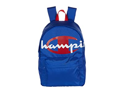 Champion LIFE District Backpack (Blue) Backpack Bags