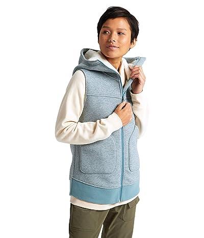 Burton Minxy Vest (Trellis Heather) Women