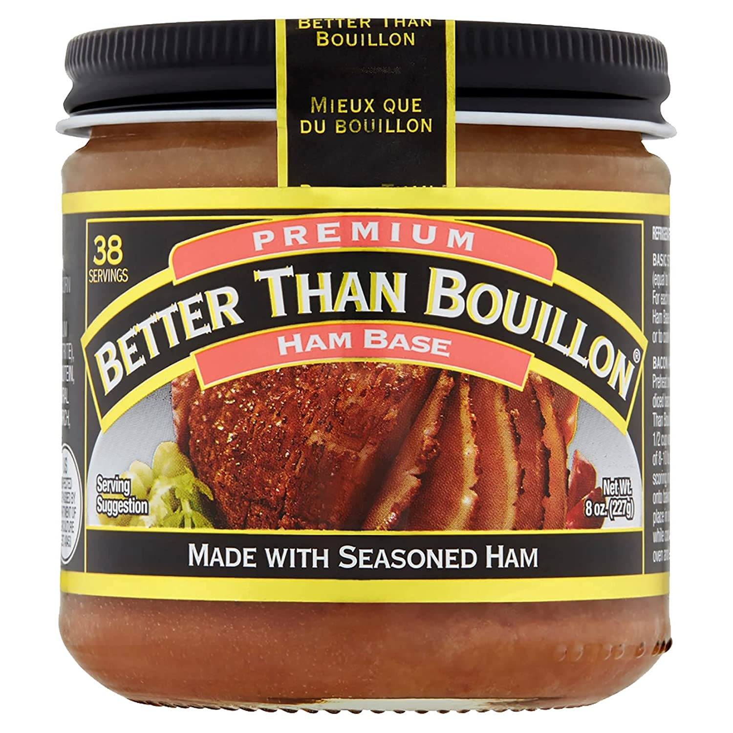 Better Than Bouillon Premium Ham Seasoned Made Cheap mail order shopping with B Base safety