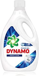 Dynamo Power Gel Laundry Detergent, 3kg