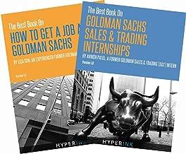 The Goldman Sachs Career Bundle - Investment Banking, Sales & Trading