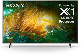 "Sony XBR-55X800H 55"" 4K Ultra High Definition HDR LED Smart TV with an Additional One Year Coverage by Epic Protect (2020)"