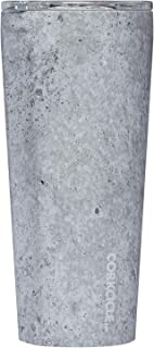 Corkcicle Tumbler - Classic Collection - Triple Insulated Stainless Steel Travel Mug, Concrete, 24oz