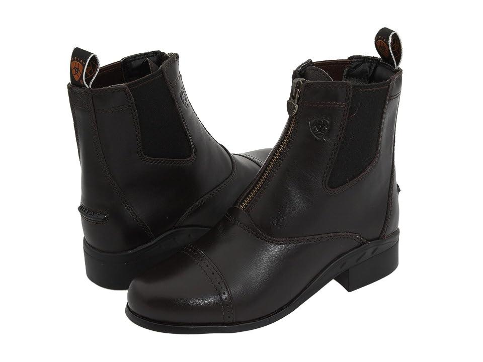 Ariat English Kids Devon III (Little Kid/Big Kid) (Chocolate) Cowboy Boots