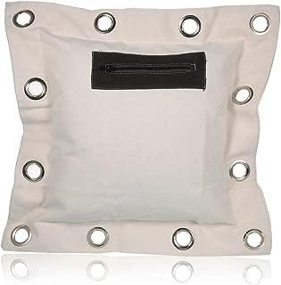 HYFAN Canvas Wall Bag for Wing Chun Kung Fu Boxing Training Punch Bag Striking Sand Bag