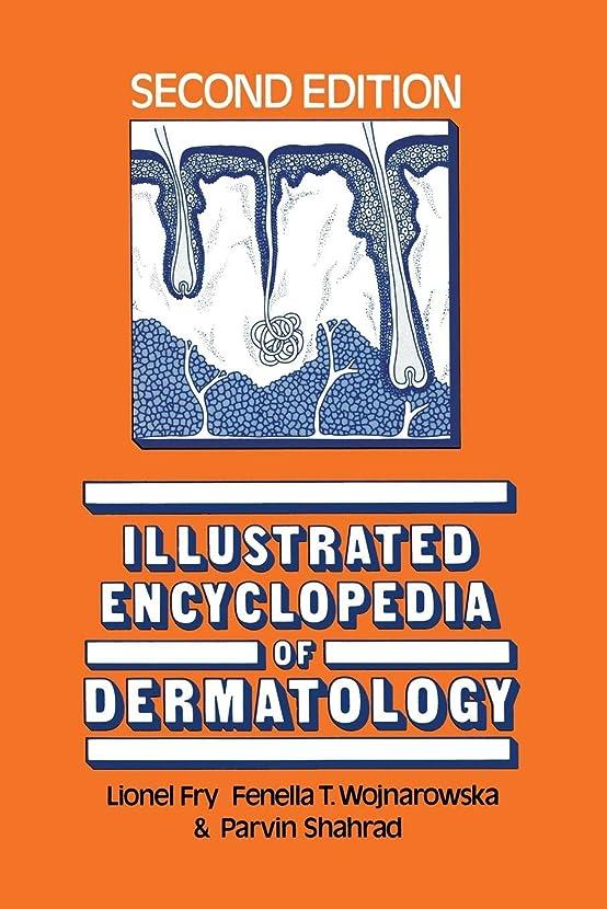 変換恵み通り抜けるIllustrated Encyclopedia of Dermatology