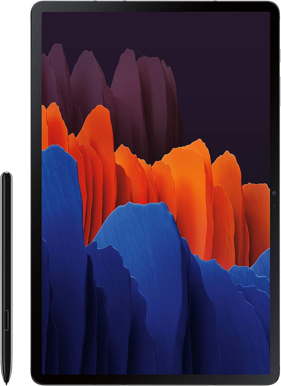 Samsung Galaxy Tab S7 Wi-Fi, Mystic Black - 256 GB (Renewed)