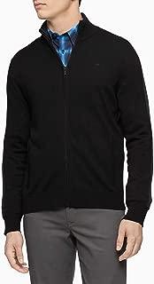Men's Merino Sweater Full Zip