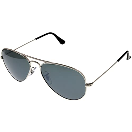 Ray-Ban - Lunettes de Soleil - RB3025 Aviator Metal Aviator 55 mm 39be49bff0be