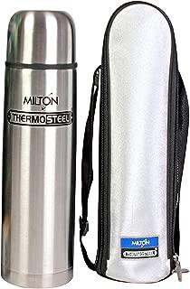 Milton Thermosteel Flask 350ml silver