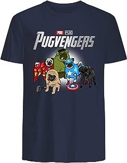 Best pug avengers shirt Reviews