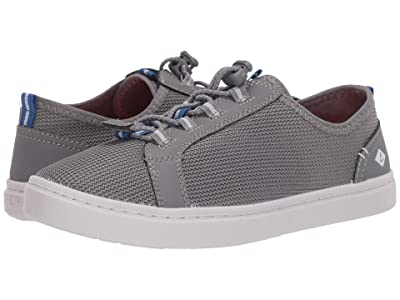 Sperry Kids Abyss Washable (Little Kid/Big Kid) (Grey) Boy