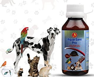 Pet Care International (PCI) Aqua Sani Pro || Specially Designed for Food Cleaning for Dog, Cat, Rabbit, Guinea Pig, Ferre...