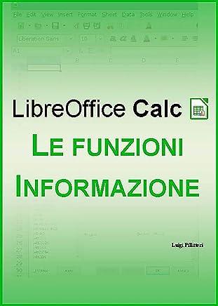 LibreOffice Calc - Le funzioni Informazione