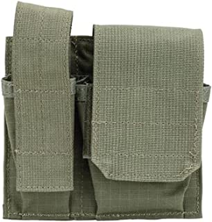 BLACKHAWK! 37CL55RG Strike Cuff/Mag/Light Pouch, Ranger Green