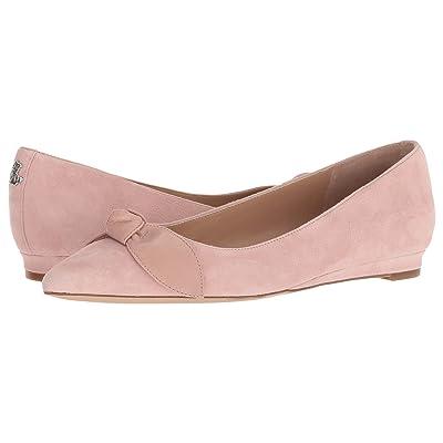 LAUREN Ralph Lauren Amarinda (Pearl Pink/Pearl Pink Kid Suede/Super Soft Leather) Women