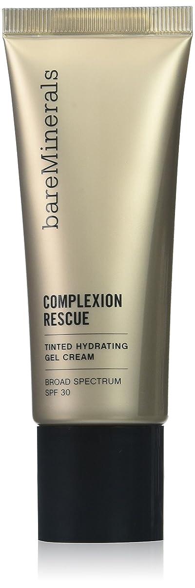 上へ後ろに恐怖ベアミネラル Complexion Rescue Tinted Hydrating Gel Cream SPF30 - #5.5 Bamboo 35ml/1.18oz並行輸入品