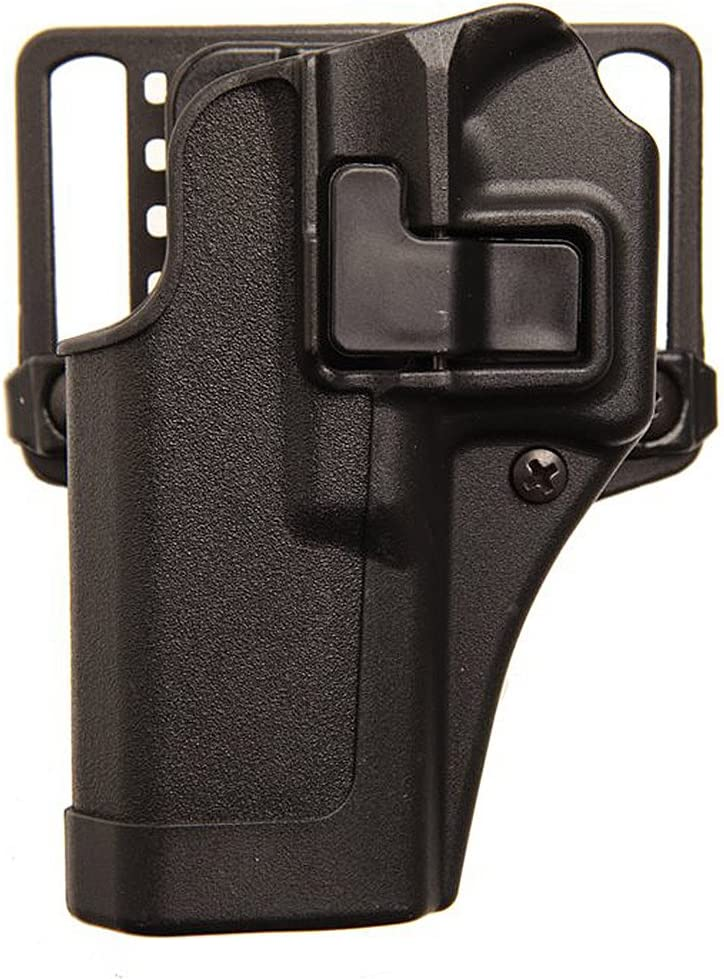 BLACKHAWK 410565BK-L Springfield XDS Left Hand Standard CQC .45 Caliber