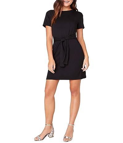 BB Dakota x Steve Madden Sunrise Dress Knit Tie Front Dress