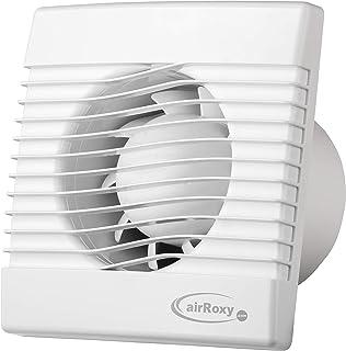 Calidad pared baño cocina extractor ventilador de 120mm con temporizador prim ventilador