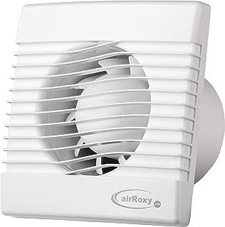 230V AC. Quality Wall Kitchen Bathroom Extractor Fan 100mm with Humidity Sensor pRim Ventilation Fan