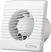 230V AC. Quality Wall Kitchen Bathroom Extractor Fan 100mm with Timer pRim Ventilation Fan
