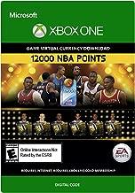 NBA Live 15: 12,000 NBA Points - Xbox One Digital Code