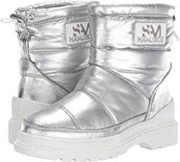 Soft Silver WP Metallic Nylon