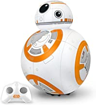 Juguetronica Bladez Inflatable Star Wars Droid BB-8?RC with Sound Mini Size (47?cm)