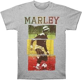 bob marley football t shirt