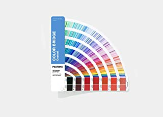 Pantone GG6103A Coated Color Bridge Guide - 2019 Edition