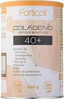 Almond Colageno Bioactivo 40+ 300Gr. Forticoll - 1 unidad