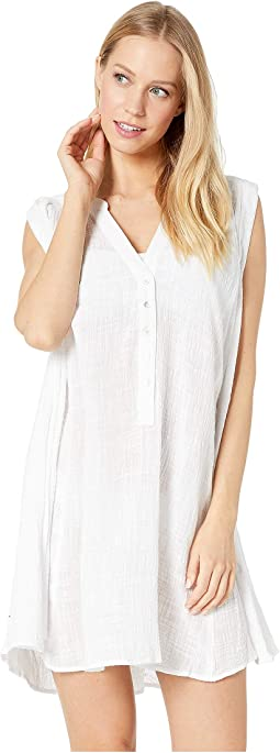 Swing Beach Shirt Cover-Up