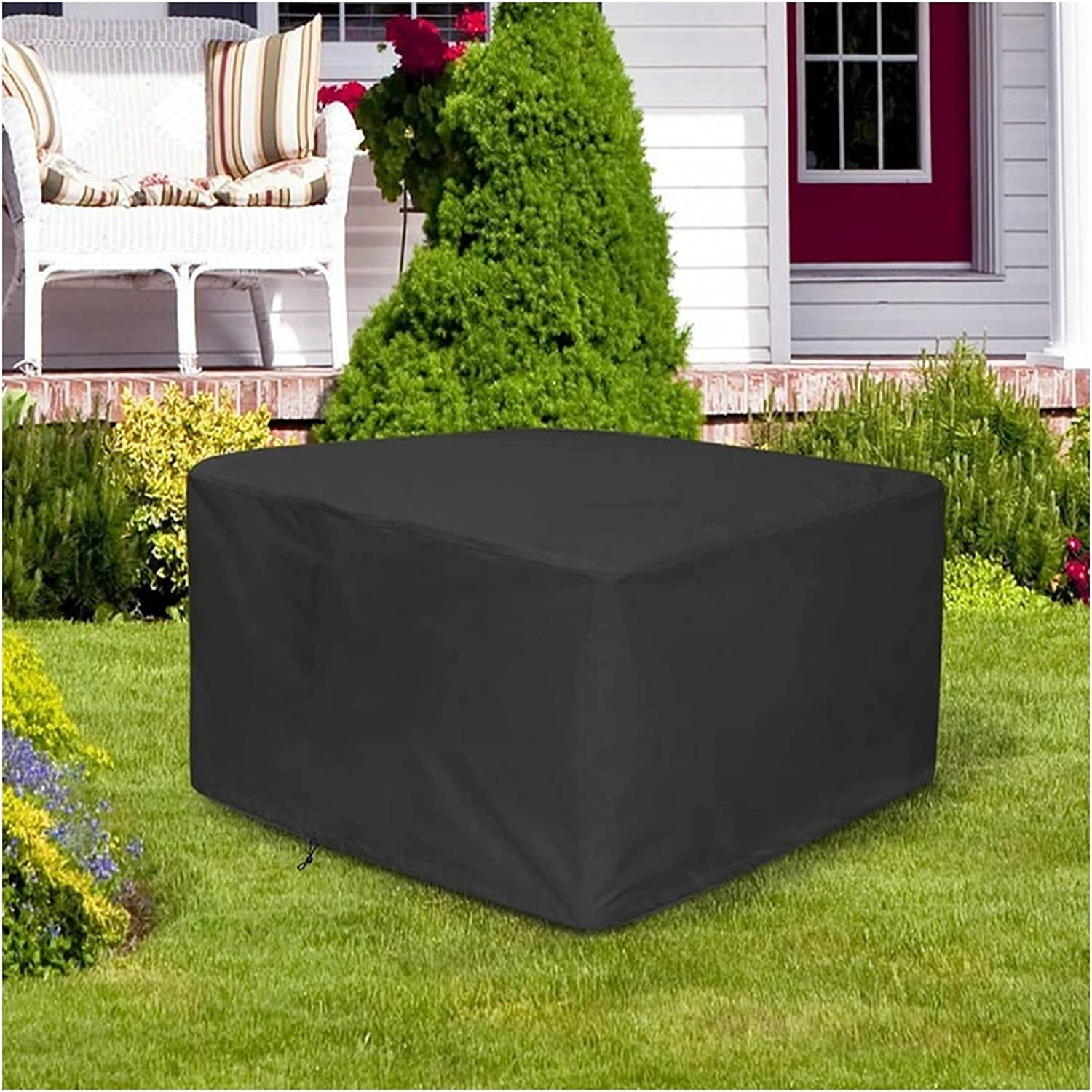 Garden Furniture Cover Sale special price Rattan Cube Table 42 set Soldering