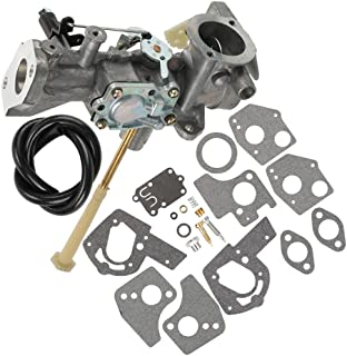 Harbot 498298 692784 495951 Carburetor+495606 494624 Carb Overhaul Kit for Briggs & Stratton 492611 490533 495426 130202 112202 Engine Lawn Mover