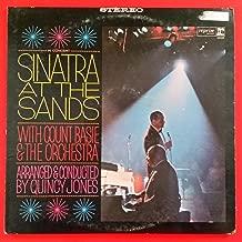 FRANK SINATRA At The Sands Dbl LP Vinyl VG++ Cover VG+ GF Reprise 2FS 1019